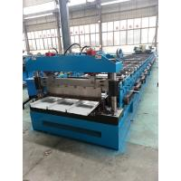 Quality Color sheet steel Kliplock roll forming machine for manufacture for sale