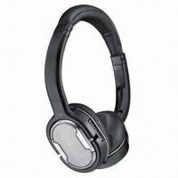 Buy cheap Bluetooth Headphones/Headset with 2.4GHz Frequency from wholesalers