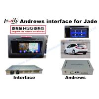 Buy cheap Honda Jade Left Driving Multimedia Honda Video Interface from wholesalers