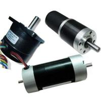 Buy cheap 57mm DC Delta Motors, Permanent Magnet Nema 23 bldc Brushless DC Motor from wholesalers