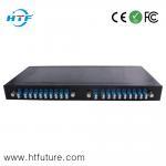 Buy cheap HTFuture 100GHz/200GHz DWDM Module in 1U Rackmount from wholesalers