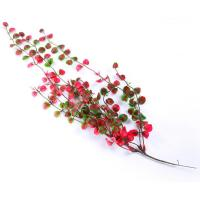 Buy cheap Colorful Faux Maidenhair Vine Branch for landscape and decoration from wholesalers