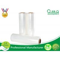 Buy cheap Transparent Stretch Wrap Film PVC Protective For Sheet Industrial Production from wholesalers
