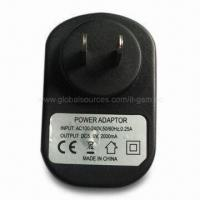 Buy cheap Wall Charger for Barnes & Noble Nook Color, 5.0V DC, 2,000mA Output from wholesalers