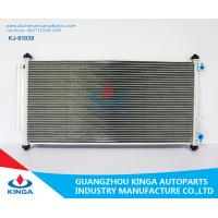 Buy cheap CITY GM3(1.8) Auto AC Condenser For HONDA Material Aluminum , Car AC Condenser product