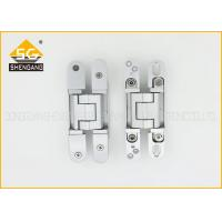 Buy cheap Wood door german Type Concealed Door hinge And Furniture Hinged zinc alloy hardware from wholesalers