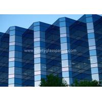Buy cheap 12.38mm Low E Laminated Safety Glass for Curtain Wall , Door and Windows from Wholesalers