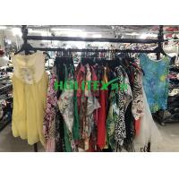 Buy cheap New York Style Used Womens Clothing Second Hand Silk Blouse For Ladies from wholesalers