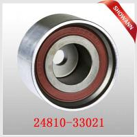 Buy cheap Engine Timing belt tensioner pulley for Mitsubishi MD156604, 24810-33021,24810-38001 from wholesalers