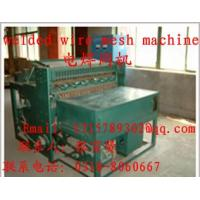 Buy cheap welded wire mesh machine   hg from wholesalers