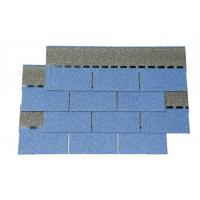 Buy cheap Customized Design 3-Tab Single Layer Fiberglass Asphalt Shingle /Bitumen Roof Materials from wholesalers