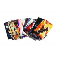Buy cheap Promotional Custom Game Card Printing , Bulk Birthday Card Printing Services from wholesalers