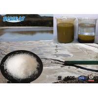 Buy cheap Copper Mining Flocculant Medium Molecular Weight Anionic Polyacrylamide from wholesalers