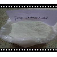 Buy cheap GMP Quality Steroid Hormone Injectable Testosterone Undecanoate CAS  5949-44-0 product