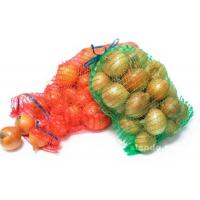 Buy cheap Multi Colored Polypropylene Mesh Drawstring Bags / Mesh Fruit Bags For Packaging from wholesalers