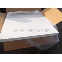 Buy cheap Low Thermal Conductivity Insulation Ceramic Fiber Board Lowes Fire Proof Insulation product