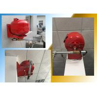 Buy cheap Hfc 227 Fire Protection Equipment 40L Hanging Device with Solenoid from wholesalers
