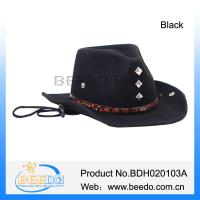 Buy cheap China product wholesale mexican wool felt cowboy hats from wholesalers