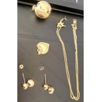 Buy cheap Jewelry PVD Gold Plating Machine Single Door Chamber Decorative Film Wear Resistance from wholesalers