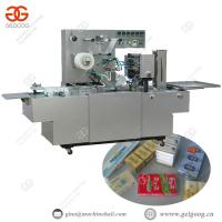 China Cosmetics Medicine Box Cellophane Packaging Machine Price on sale