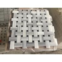 Buy cheap High Quality Marmara Equator White Marble Hexagon Stone Mosaic Tile/stone mosaic from wholesalers