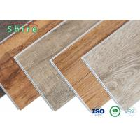 Buy cheap Indoor SPC Flooring Vinyl Laminate Plank Flooring With Customrized Decoration Layer from wholesalers