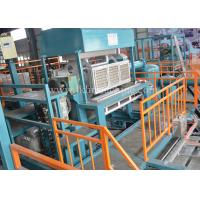 Buy cheap High Efficiency Pulp Egg Tray Making Machine Equipment Fully / Semi - Automatic product