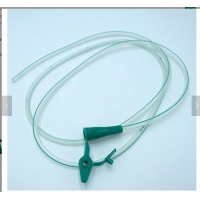 Buy cheap Disposable PVC Silicone 12Fr 125cm Stomach Tube from wholesalers