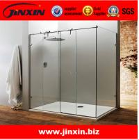 Buy cheap JIXNIN stainless steel shower curtain systems screen doors product