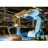 Buy cheap Furnace Body Robots In The Car Industry / Robots Automation In Car Manufacturing from wholesalers