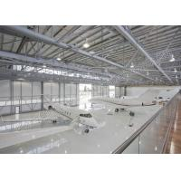 Buy cheap Stacbed Steel Airplane Hangars Floding Hangar Door For Aircraft Hangar from wholesalers