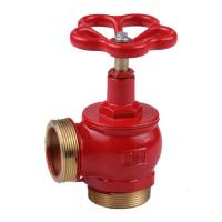 Buy cheap ISO Fire Coupling Brass fire hydrant 2 Male BSP/NPT thread Outlet from wholesalers