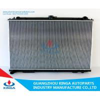 Buy cheap Tube Fin Aluminum Core Car Parts Radiator XTCRRA / FRONTIER 6CYL 2005-2006 MT from wholesalers