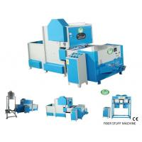 Buy cheap Silicon Empty Cotton Ball Fiber Machine High Capacity For Pearl Spherical Cotton Product from wholesalers