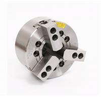 Buy cheap HIGH SPEED 3 JAW THROUGH HOLE LATHE HYDRAULIC POWER CHUCK , OEM ODM CHUCK MANUFACTURER from wholesalers