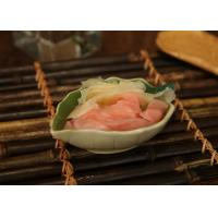 Buy cheap Seasoned Sliced Pickled Ginger Sweet Flavor , Japanese Style Pickled Vegetables from wholesalers