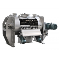 Buy cheap Stainless Steel 304 Spice  Powder 300L Horizontal Plough Mixer/Plough Mixer from wholesalers