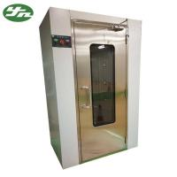 Buy cheap Lacquering Board Cleanroom Air Shower , Clean Room Cleaning Equipment For 4-6 People from wholesalers