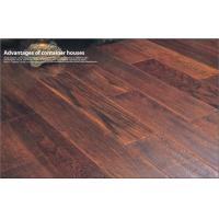 Buy cheap Flat Surface Fancy Wooden Floor for Modular Container House Kits , 0.15 ~ 6mm Veneer from wholesalers
