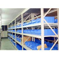 China Multi Layer Warehouse Storage Rack Shelving System Corrosion Protection on sale