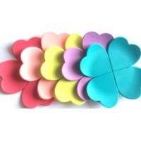 Buy cheap Cheap heat pure colour heat resistant variety shaped silicone cup coaster,cup mat from wholesalers