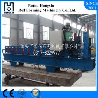 Buy cheap Aluminum Proifle Glazed Tile Roll Forming Machine with PLC Control System from wholesalers