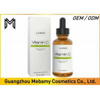 Buy cheap Vitamin E Organic Vitamin C Face Serum Hyaluronic Acid Anti Aging Blemish Clearing from wholesalers