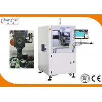 Buy cheap 0.02mm Precision Conformal Automated Dispensing Machines IPC + Control Card from wholesalers