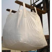 Buy cheap Anti UV PP  Jumbo Bag with 4 cross corner loops and spout from wholesalers