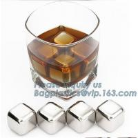 Buy cheap Whisky Ice Stones Drinks Cooler Cubes Ice Cubes Cheapest Laser Logo from wholesalers
