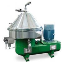 Buy cheap Special Design Milk Cream Centrifugal Separator Machine Used Beer Separator / Clarifier from wholesalers