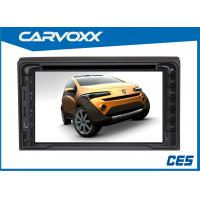 Buy cheap DVD iPod and Radio Car Multimedia 2 Din With GPS / Bluetooth from wholesalers