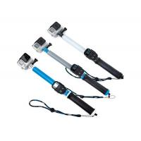 Buy cheap 41 inch Flexible Monopod Aluminum Selfie Stick For GoPro Hero 5 3+ 3 4 Session SJCAM SJ4000 Xiaoyi 4K Go Pro Accessories from wholesalers