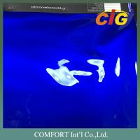 Buy cheap 1.0MM thickness shinny Printing PVC Artificial Leather for Bag , Shoes from wholesalers